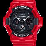 GShock G-Shockของแท้ GA-201RD-4A Ducati