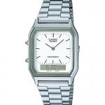 Casio ของแท้ ประกันศูนย์ AQ-230A-7D CASIO นาฬิกา ราคาถูก ไม่เกิน สองพัน