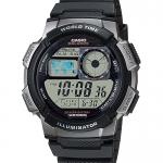 Casio นาฬิกาผู้ชาย รุ่น AE-1000W-1BVDF - สีดำ