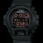 GShock G-Shockของแท้ ประกันศูนย์ DW-6900MS-1DR (Red EYE)