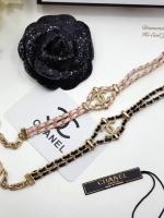 Chanel Bracelet สร้อยข้อมือหนังชาแนล