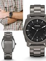 พร้อมส่ง Fossil Machine stainless steel watch (FS4774)