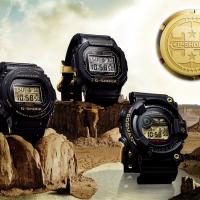 G-SHOCK 35th Limited ORIGIN GOLD