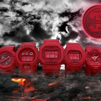 """G-SHOCK 35th Limited """"RED OUT"""""""