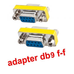 adapter DB9 rs232 serial converter Female to Female