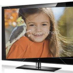 """ฟิล์มกรองแสงหน้าจอใช้กับ LCD LED 19""""20"""" Eyeshield LCD Monitor protective Filter"""