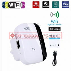 wireless-N Wifi Repeater 300Mbps 802.11 b/g/n แบบพกพา