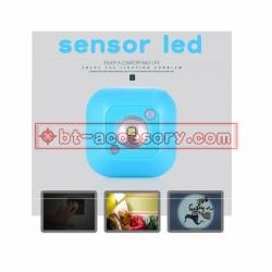 Motion Sensor LED Lampโคมไฟจับการเคลื่อนไหว ติดผนัง ติดทางเดิน ตู้เสื้อผ้า