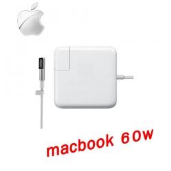 macbook pro MagSafe adapter ที่ชาร์จ 60w รุ่นทั่วไป หัวแม่เหล็ก