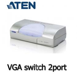 ATEN VGA switch 2pc 1จอ VS291