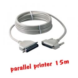 สาย parallel printer cable ยาว 15m