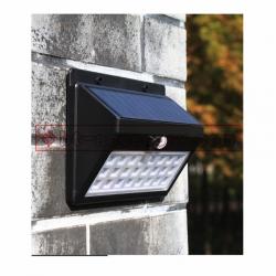 Solar light motion sensor 30led ไฟติดผนังโซล่าเซลล์พลังงานแสงอาทิตย์ 2 โหมด