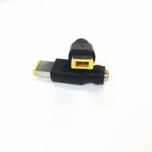 adapter หัวแปลง LENOVO X1 yoga11 13 ให้กลายเป็นหัวมาตรฐานใช้กับหม้อแปลง20vทั่วไปได้ -black