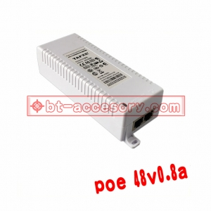 TAF POE network Gigabit adapter power dc 48v 0.8a 38w