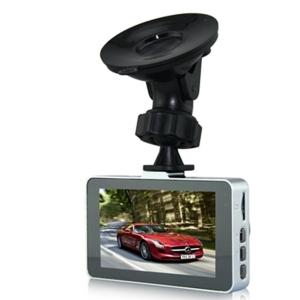 กล้องติดรถยนต์ FULL HD G21 มีmini hdmi เป็นสแตนเลส เมนูภาษาไทย - Silver