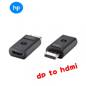 HP displayport to hdmi v1.4 adapter converter แท้