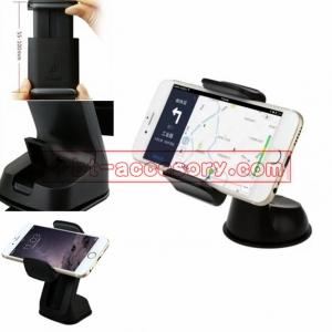 ที่วางมือถือในรถ ขาจับโทรศัพท์ silicon suction cup base car holder360°ติดกระจก คอนโทรลรถ โต๊ะ