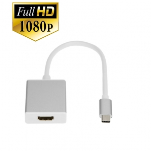 usb 3.1 Type C to hdmi 4k for macbook chromebook microsoft lumia