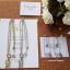 Christian Dior Necklace & Braceletพร้อมส่ง thumbnail 3