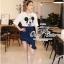 เสื้อผ้าเกาหลี พร้อมส่งแมตช์เซ็ทลุคน่ารักๆ thumbnail 2