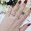 พร้อมส่ง Diamond Ring งานเพชรสวิส thumbnail 6