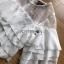 ชุดเดรสเกาหลีพร้อมส่ง เดรสชีฟองสีขาวทรงระบายเลเยอร์กระโปรงผ้าลูกไม้ thumbnail 10