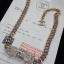 Chanel Pearl Necklace สร้อยคอชาแนลเกรดไฮเอนค่ะพร้อมส่ง thumbnail 5