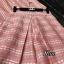 เสื้อผ้าแฟชั่นพร้อมส่งชุดเซท คอลลาสุด ลายผ้าเฉพาะแบรน Miu Miu thumbnail 5