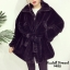 เสื้อผ้าเกาหลีพร้อมส่ง Overcoatแต่งขน ซิปหน้า thumbnail 1