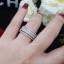 พร้อมส่ง Diamond Bangle & Ring เซตแหวน + กำไล thumbnail 7