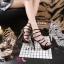 รองเท้าส้นสูง วัสดุหนังแววเงานิ่มสวย thumbnail 1