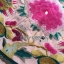 ชุดเดรสเกาหลี พร้อมส่งเดรสสีชมพูปักลายดอกไม้กระโปรงระบาย thumbnail 14