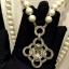 พร้อมส่ง สร้อยคอ Chanel งานมุกสีขาวนวล ดูหรูหรา มีระดับ thumbnail 7