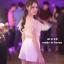 เสื้อผ้าเกาหลีพร้อมส่ง เสื้อซีทรูแขนสั้น ด้านหน้าปักดอกไม้สีสันสดใส thumbnail 3