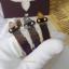 พร้อมส่ง Louis Vuitton Bracelet กำไลหลุยวิกตอง เพชรงาน stainless steel แท้สวยมากกกกก thumbnail 6