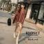 เสื้อผ้าแฟชั่นเกาหลีพร้อมส่ง เสื้อไหมพรมงาน Knit สวยมากๆเลยคะ thumbnail 12