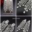 พร้อมส่ง Diamond Earring ต่างหูเพชร CZ แท้ งานเกรดตู้เพชร thumbnail 2