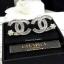 พร้อมส่ง Chanel Earring ต่างหูชาแนล งานเพชร CZ แท้ thumbnail 1