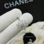 เสื้อผ้าเกาหลี พร้อมส่งเซตต่างหู+สร้อยคอ งานเพชร CZ แท้ thumbnail 4