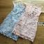 ชุดเดรสแฟชั่น พร้อมส่งเดรสผ้าลูกไม้สีพาสเทลตกแต่งออร์แกนซ่า thumbnail 9