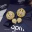 APM Earring ต่างหูเพชร CZ แท้แบรนด์ APMพร้อมส่ง thumbnail 3