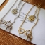 Christian Dior Necklace & Braceletพร้อมส่ง thumbnail 5