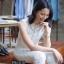 เสื้อผ้าแฟชั่นเกาหลีพร้อมส่ง เสื้อแขนกุดตัวสวยมาเข้าชุดกันกับกางเกงขายาวทรงเดฟ thumbnail 5