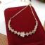 Diamond Bracelet สร้อยข้อมือหูรูดงานสวยมากพร้อมส่ง thumbnail 4