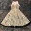 ชุดเดรสเกาหลีพร้อมส่ง Johana Luxury Lace Dress thumbnail 8