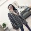 เสื้อผ้าแฟชั่นเกาหลีพร้อมส่ง เสื้อไหมพรมงาน Knit สวยมากๆเลยคะ thumbnail 3