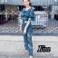 เสื้อผ้าแฟชั่นเกาหลีพร้อมส่ง Jumpsuit สวยลงตัวในชุดเดียว thumbnail 2