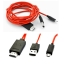 SAMSUNG MHL HDMI CABLE s2 3 4 5 note2 8 tabs thumbnail 2