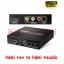 AV video + hdmi to hdmi audio coaxial 720P/1080P converter box thumbnail 1
