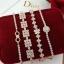 Diamond Bracelet สร้อยข้อมือหูรูดงานสวยมากพร้อมส่ง thumbnail 1